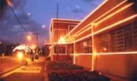 Três Barras - Prefeitura Municipal de Três Barras (Iluminação Natalina), Por Cléa