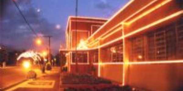Prefeitura Municipal de Três Barras (Iluminação Natalina), Por Cléa