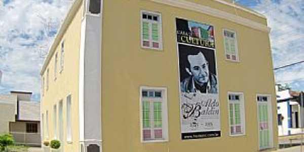 Casa da Cultura de Treviso - por NÉLIO BIANCO