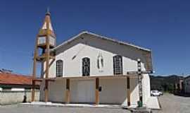 Tubarão - Tubarão-SC-Capela de Santa Clara na Localidade de Vila Esperança-Foto:José Carminatti