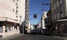 Tubarão - Tubarão-SC-Rua central da cidade-Foto:José Carminatti