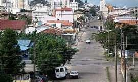 Tubarão - Tubarão-SC-Rua central da cidade-Foto:NÉLIO BIANCO