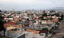Tubarão - Tubarão-SC-Vista parcial da cidade-Foto:NÉLIO BIANCO