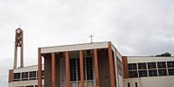 Tubarão-SC-Catedral de N.Sra.da Piedade-Foto:Vicente A. Queiroz
