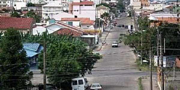 Tubarão-SC-Rua central da cidade-Foto:NÉLIO BIANCO