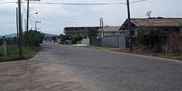 Tubarão-SC-Rua dos Ferroviários-Foto:Alcimar Luiz Callegari