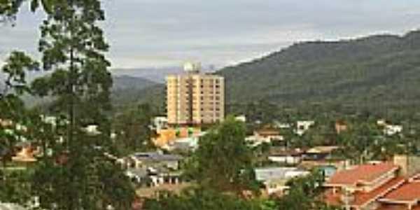 Vista de Turvo-SC