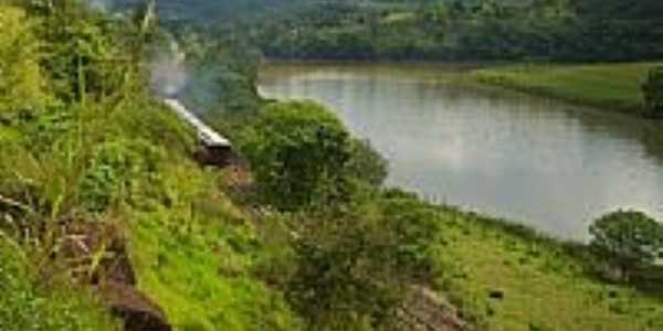 Trem Maria Fumaça-Foto:Auri Brandão