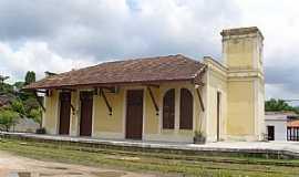Urussanga - Urussanga-SC-Antiga Estação Ferroviária-Foto:José Carminatti