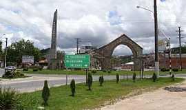 Urussanga - Urussanga-SC-Pórtico de entrada da cidade-Foto:José Carminatti