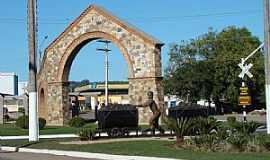 Urussanga - Urussanga-SC-Pórtico de entrada da cidade-Foto:PCRAPAKI