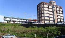 Urussanga - Urussanga-SC-Prédio do Hospital-Foto:José Carminatti