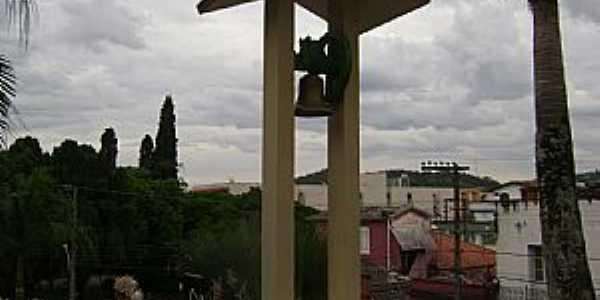 Urussanga-SC-Campanário no centro-Foto:José Carminatti