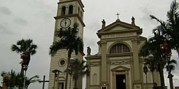 Urussanga-SC-Matriz de N.Sra.da Concei��o-Foto:Jos� Carminatti