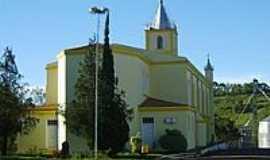 Vargeão - Fundos da Igreja-Foto:Auri Brandão