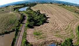 Vargeão - Vista aérea-Foto:fotografo3d