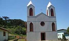 Vargem - Igreja Matriz-Foto:leonir angelo lunard…