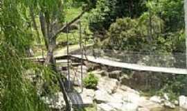 Vargem do Cedro - Ponte suspensa