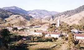Vargem do Cedro - Praça, área central de Vargem do Cedro