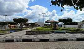 Nova Soure - Praça do Colégio Maria Ferreira-Foto:santana frança