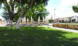 Nova Soure - Praça N.Sra.da Conceição-Foto:santana frança