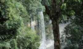 Witmarsum - Cachoeira do Cambará - maravilhosa!, Por Tania Gollnick