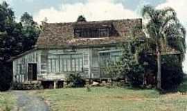 Witmarsum - Casarão tombado pelo município