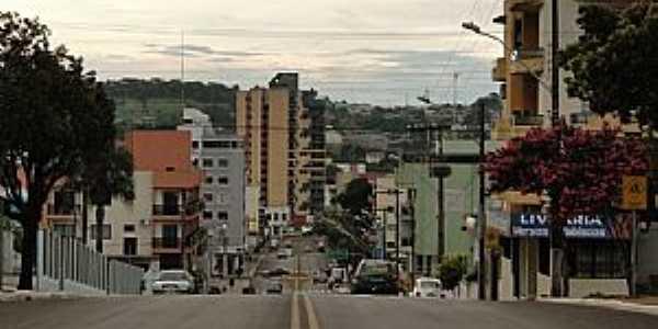 Xanxerê-SC-Vista parcial-Foto:Ricardo Mercadante