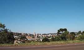 Xaxim - Xaxim vista da BR 282 - por Rui Barbosa José Duarte