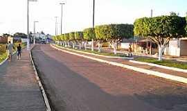 Aquidabã - Aquidabã-SE-Avenida central-Foto:oliveice