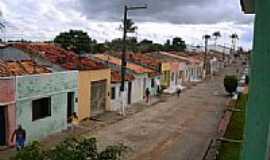 Aquidabã - Av.Barão do Rio Branco-Foto:oliveice