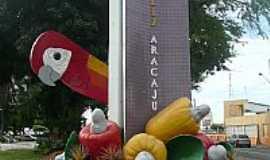 Aracaju - Aracaju-SE-Praça Dr.Joaquim Barbosa na entrada da cidade-Foto:Paulo Targino Moreir…