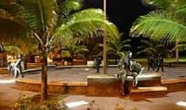 Aracaju - Aracaju-SE-Praça na orla-Foto:Paulo Targino Moreir…