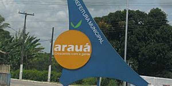 Arauá-SE- da cidade-Foto:Professor Gilson