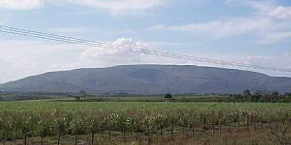 Areia Branca-SE-Vista da Serra de Itabaiana-Foto:marcio_andrei