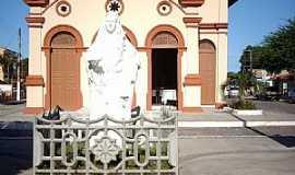 Barra dos Coqueiros - Barra dos Coqueiros-SE-Igreja de Santa Luzia-Foto:Sergio Falcetti