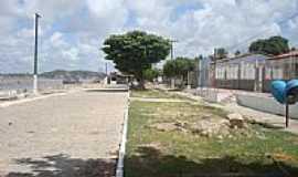 Barra dos Coqueiros - Praça em frente ao Estuário-Foto:flavio1bc