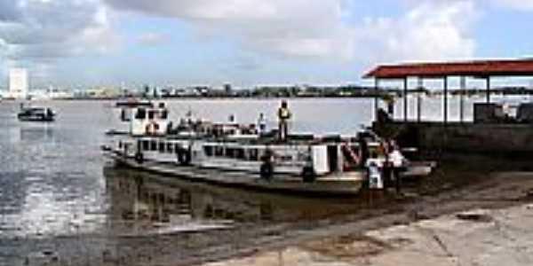 Embarcação-Foto:CMarino