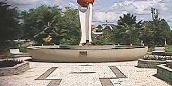Boquim-SE-Praça da Laranja-Foto:Fabio Andrade
