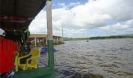 Campo do Brito - Campo do Brito-SE-Barragem de Campo do Brito-Foto:www.i9sergipe.com.br