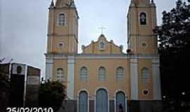 Campo do Brito - Igreja Matriz N.S.da Boa Hora-Foto:Sergio Falcetti