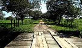 Campo do Brito - Ponte Rio das Traíras estrada velha-Foto:Almeida Bispo