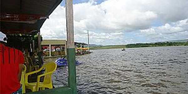 Campo do Brito-SE-Barragem de Campo do Brito-Foto:www.i9sergipe.com.br