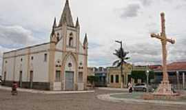 Canhoba - Igreja de Canhoba por kleberrq