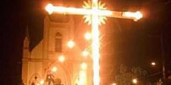 Santo Cruzeiro da Missão em Canhoba-SE-Foto:Mozartlosdivinos