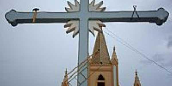 Santo Cruzeiro da Missão em Canhoba-SE-Foto:Sergio Falcetti