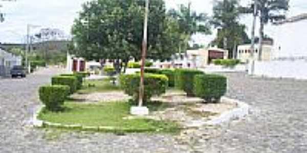 Praça em Novo Acre-Foto:juliobasslima@gmail.…