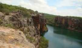 Canind� de S�o Francisco - Canyon de Canind� de s�o francisco, Por alexnilton