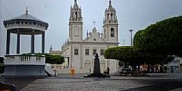 Igreja Matriz de N.Sra.da Purificação-Foto:Sergio Falcetti