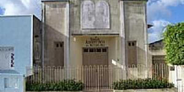Igreja Adventista em Carira-SE-Foto:mmsite